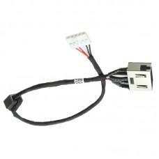 Разъем питания для ноутбука Lenovo IdeaPad G50-80, G50-85 с кабелем