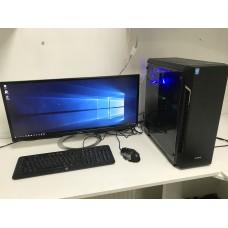 Компьютер Intel Core i5+ Монитор Lg 2k